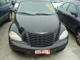 Chrysler PT Cruiser. Europa. turime ir su benzininiu 2.0