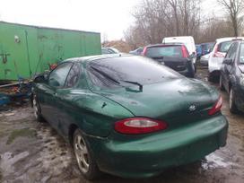 Hyundai Coupe dalimis. Iš prancūzijos. esant