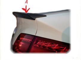 Audi A4. naujos tuning dalys .galiniai