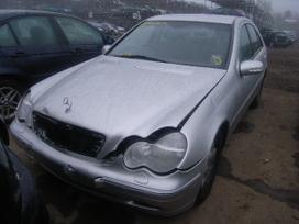 Mercedes-Benz C200, 2.0 l., sedanas