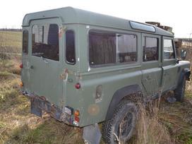 Land Rover Defender dalimis. Defender 110 -