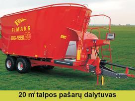 -Kita- FIMAKS, lopbarības maisītāji / dalītāji