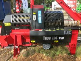 Japa Japa 385, smulkintuvai / skaldyklės