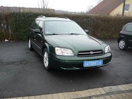 Subaru Legacy. Naudotu ir nauju japonisku