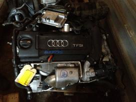 Audi A3. Cax motor kod ir automatine greiciu deze.
