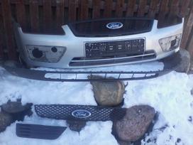 Ford Focus. Vairo kolonėlė, pr. buferis,pr