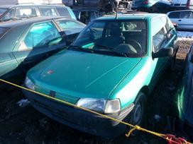 Peugeot 106 dalimis. Prekyba originaliomis