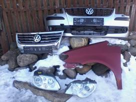 Volkswagen Touran. Pr. buferis,pr.buferio
