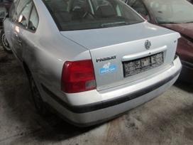 Volkswagen Passat dalimis. Geras variklis bei