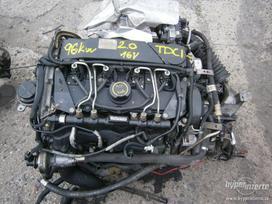 Ford Mondeo. 2.0 tdci 96 kw 2.0 tddi 85 kw