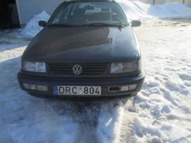 Volkswagen Passat dalimis. B4 geras variklis