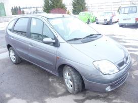Renault Scenic. Europa. variklis k4m a7