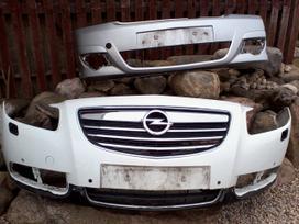 Opel Insignia. Pr.buferis, grotelės, pr