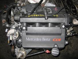 Mercedes-benz Vito. 2.2 cdi geras variklis