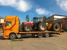 Renault Tralo paslaugos iki 25 tonu, truck rental