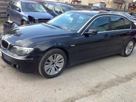 BMW 7 serija. Komfortinis salonas su ventiliacija.logic7.galinis