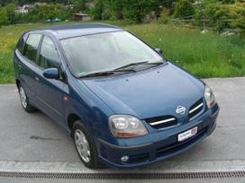 Nissan Almera Tino. Europa iš šveicarijos(ch) возможна доставка