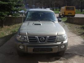 Nissan Patrol. доставка бу запчастей с