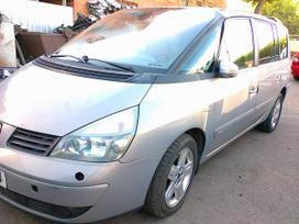 Renault Espace. Anglas 2.2 cdi dalių