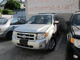 Ford Escape. Ford escape 2011m. dalimis,
