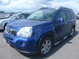 Nissan X-trail dalimis. Is anglijos, srs, abs