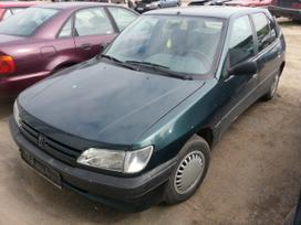 Peugeot 306 dalimis. Prekyba originaliomis naudotomis detalėmis.