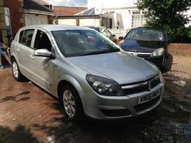 Opel Astra dalimis. 1.7 cdti, 59 kw, 74 kw