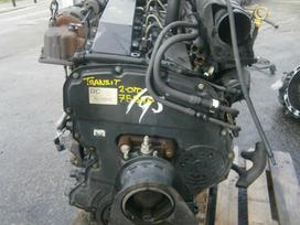 Ford Transit. 2.0 tranzitu varikliai nuo 2001