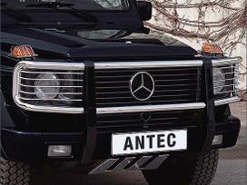 Mercedes-benz G klasė. Priekinis lankas