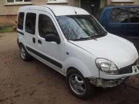 Renault Kangoo. keleivinis.