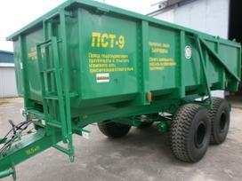 -Kita- Pst-9, traktorinės priekabos