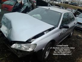 Peugeot 406 по частям. Automobiliu dalys - peugeot 406 1998 1.8l
