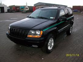 Jeep Grand Cherokee, 4.0 l., visureigis