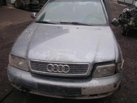 Audi A4 dalimis. Audi a4 1.9tdi 81kw quatro,
