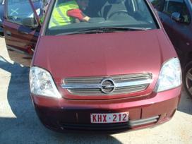 Opel Meriva. Europa iš vokietijos, kablys,