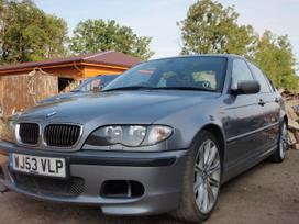 Bmw 3 serija dalimis. E46 sedan, coupe,