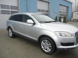 Audi Q7. Variklis parduotas. anglas