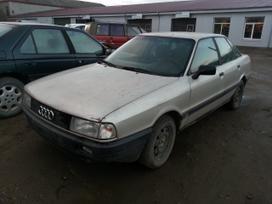 Audi 80 dalimis. Prekyba originaliomis