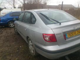 Hyundai Elantra dalimis. Iš prancūzijos.