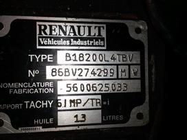 Renault PREMIUM, vilkikai