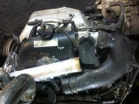 Volkswagen Sharan variklio detalės