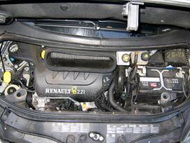 Renault Espace. Renault espace 2002 m. 2.2
