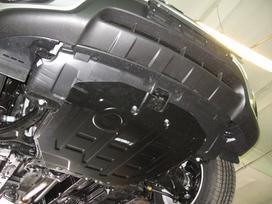 Hyundai Santa Fe. Karterio apsauga hyundai