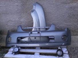 Suzuki Ignis. Pr.buferiai, sparnai, žibintai