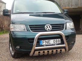 Volkswagen Multivan. Priekinis lankas su