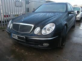 Mercedes-benz E klasė dalimis. Orine pakaba (