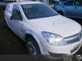 Opel Astra dalimis. Naudotos ir naujos