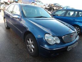 Mercedes-benz C180. Detalių pristatymas į