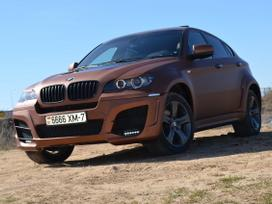 Bmw X6. Re-styling. lt - buk unikalus.