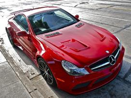 Mercedes-benz Sl klasė. Re-styling. lt - buk